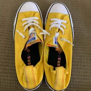Slip on Converse All Stars size 9 never worn